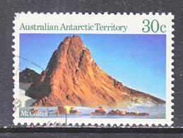 AAT  L 66   (o)    POLAR  MOUNTAIN COATES - Used Stamps