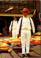Netherlands Alkmaar Alkmaarse Klederdracht Cheese Makers - Alkmaar