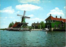 Netherlands Groeten Van De Zaansa Schans - Netherlands