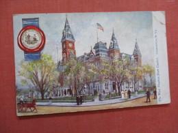 Tuck Series   State Capitol   West Virginia > Charleston >  Ref  3858 - Charleston