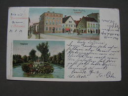 Otrowo , Ostrow Pozdrawienia  1903 - Polen