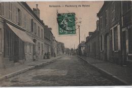 SOISSONS    FAUBOURG DE REIMS - Soissons