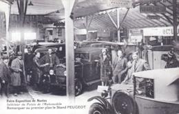44 - Loire Atlantique - Foire Exposition De NANTES - Stand Peugeot - Interieur Du Palais De L Automobile - Nantes