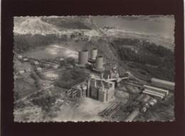 33 Hostens L'usine Des Lignites Vue Aérienne édit. Van Eyk Rouleau N° 1377 Mines Charbon Carrière - Frankreich