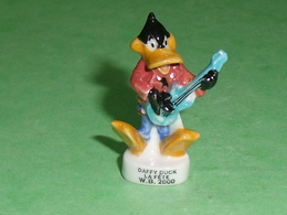 Fèves / Film / BD / Dessins Animés /  WB :  Daffy Duck , La Fête , 2000   T96 - Cartoons