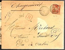 27590 - Sage Type  I  40 C, Orange - 1877-1920: Periodo Semi Moderno