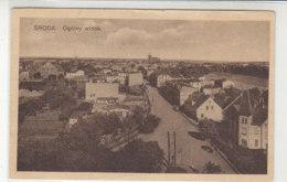 Sroda (Neumarkt) Ogolny Widok - 1931 - Schlesien