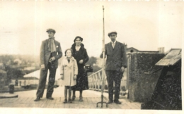 LE PONT CANAL DU GUETIN CHER  PHOTO ORIGINALE 11.50 X 7 CM - Lieux