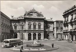 CATANIA - TEATRO MASSIMO BELLINI.....C7 - Catania