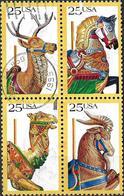 1988 - CAROUSEL ANIMALS - Usati