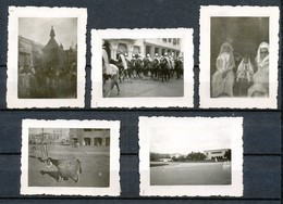 PHOTOS - MAROC - 1946 - Afrique