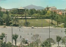 CATANIA - GIARDINO BELLINI ED ETNA.......C7 - Catania