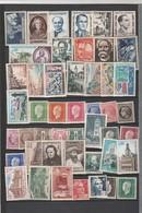 FRANCE - LOT DE 300 TIMBRES-- NEUF** ET NEUF* PAS D'OBLITERE - Collections