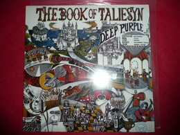 LP N°1717 - DEEP PURPLE - THE BOOK OF TALIESYN - COMPILATION 8 TITRES - Rock