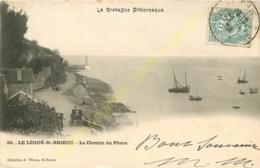 LE LEGUE SAINT BRIEUC . Le Chemin Du Phare ; - Saint-Brieuc