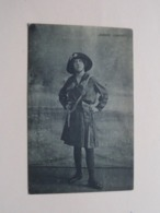 Jeanne JONCRET ( 21404 - Van Straaten ) Anno 1923 Bruges > Gand ( Voir / See Photo ) ! - Holanda