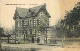 14.  FRANCEVILLE PLAGE . Villa Germaine . - France
