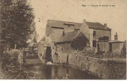 OGY - Lessines Les Vannes Et Le Moulin à Eau (edit Vve Bruyère) - Lessines