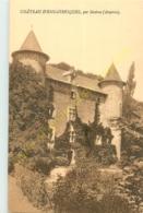 12.  Château D' ENGAYRESQUES Par SEVERAC . - Other Municipalities