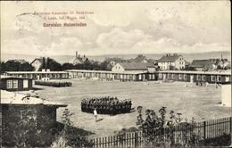 Cp Holzminden An Der Weser, Baracken Kasernen III. Bataillons 4. Hann. Inf.-Regts. 164 - Allemagne