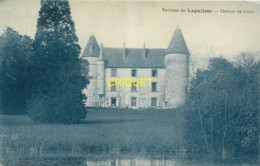 03 Servilly, Chateau De Gléné, Visuel Pas Courant - France