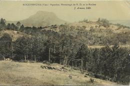 ROQUEBRUNE Aqueduc, Hermitage Et Rocher - Roquebrune-sur-Argens
