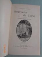 Souvenirs De CORSE  Par Arthur  TOGAB - Corse