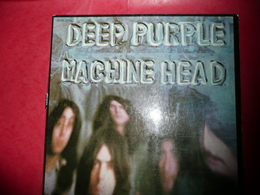 LP N°1727 - DEEP PURPLE - MACHINE HEAD - COMPILATION 7 TITRES - TRES GRAND GROUPE - Rock