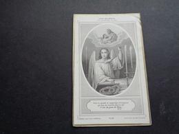 Devotieprentje ( 120 )     Sint Antonius   Saint Antoine - Devotieprenten