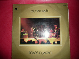 LP N°1729 - DEEP PURPLE - MADE IN JAPAN - COMPILATION 2 LP 7 TITRES - TRES GRAND GROUPE - Rock