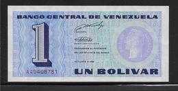 Venezuela - 1 Bolivar - Pick N°68 - NEUF - Venezuela