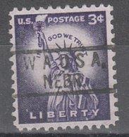 USA Precancel Vorausentwertung Preo, Locals Nebraska, Wausa 801 - Vereinigte Staaten