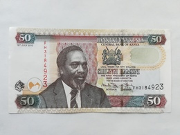 KENIA 50 SHILINGI 2010 - Kenia
