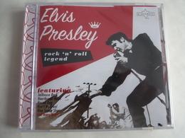 ELVIS PRESLEY - Rock'n'Roll - CD 30 Titres - Edition CHARLY 2008 - Détails 2éme Scan - Collectors