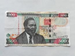 KENIA 500 SHILINGI 2010 - Kenia