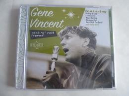GENE VINCENT - Rock'n'Roll - CD 32 Titres - Edition CHARLY 2008 - Détails 2éme Scan - Collectors