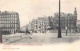 Oostende Ostend  Boulevard Van Iseghem Et Rampe Ouest Du Kursaal     M 1820 - Oostende