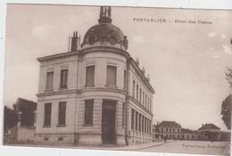 DOUBS - PONTARLIER - Hôtel Des Postes - Pontarlier