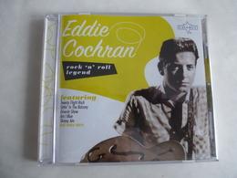 EDDIE COCHRAN - Rock'n'Roll - CD 24 Titres - Edition CHARLY 2008 - Détails 2éme Scan - Collectors