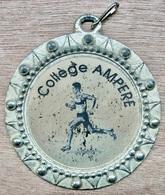 MEDAILLE ATHLETISME COLLEGE AMPERE - Athlétisme