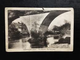 02 - GUIGNICOURT - Vue Générale -  Les Deux Ponts  - 0218F - Autres Communes