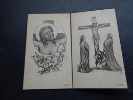 Doodsprentje ( 140 )   Devos / Ghys  - Omgekomen Door Ongeval - Yper  Ypres  Ieper  1944 - Obituary Notices