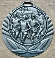 MEDAILLE ATHLETISME MARATHON DE L'ISERE 1998 - Athlétisme