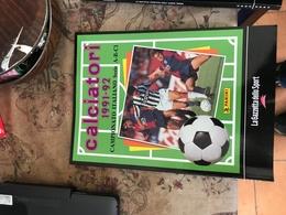 RIPRODUZIONE ALBUM CALCIATORI PANINI 1991-92 - Libri, Riviste, Fumetti