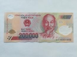 VIETNAM 200000 DONG - Vietnam