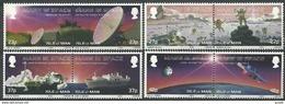 Ile De Man 2003  Yvertn° 1059-1066 *** MNH  Cote 13 Euro Space L' Espace - Man (Ile De)