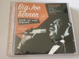 BIG JOE TURNER - Rock'n'Roll - CD 28 Titres - Edition CHARLY 2008 - Détails 2éme Scan - Collectors