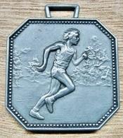 MEDAILLE ATHLETISME FOULEE FOUROISE  / PRETI FRANCE LYON - Athlétisme