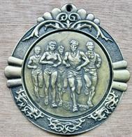 MEDAILLE ATHLETISME MARATHON DE L'ISERE 2003 - Athlétisme