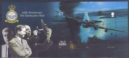 Île De Man 2003 Yvertn° Bloc 52 *** MNH Cote 10,00 Euro Dambusters Raid - Man (Ile De)
